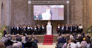 2. Inaugurazione AA 18-19 UniPa_Rettore Micari palco