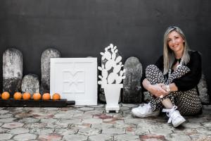 Martina Ciaccio e le sue creazioni d'arredamento