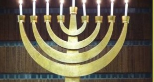 Giovedì 6 dicembre, Chanukkah allo Steri