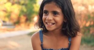 Le emozioni di Malak, bambina siriana
