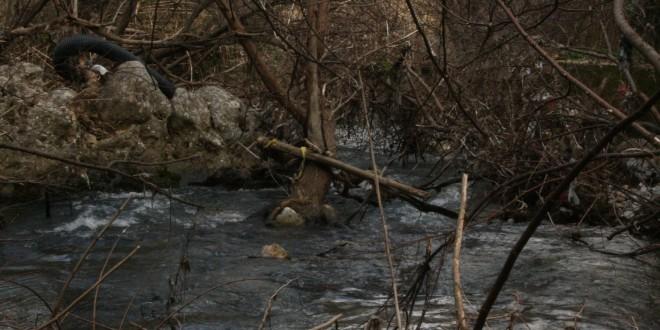 fiume Oreto