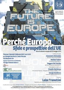 locandina Perché EUROPA