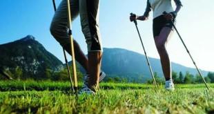 Nordic walking, lunedì 11 marzo si presenta un importante progetto di ricerca