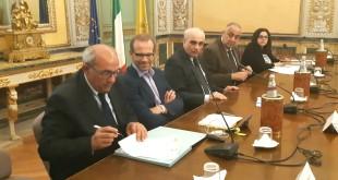 Un protocollo per la costruzione di una rete di giovani italiani nel mondo