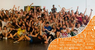 AIESEC, leadership e volontariato all'estero