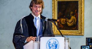 Laurea ad honorem ad Alberto Angela. La Lectio Magistralis