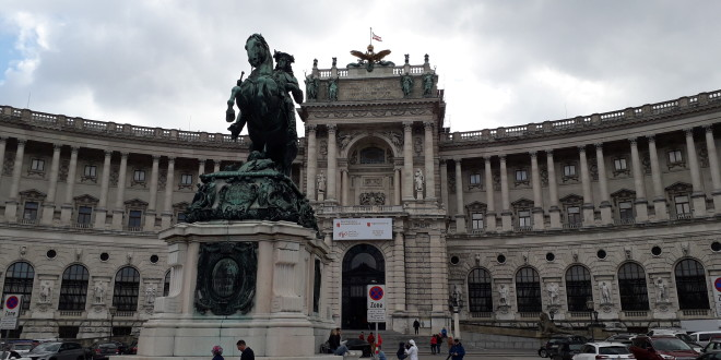 Hofburg - Ph. Erika Giannusa