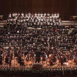 Coro di voci bianche, Cantoria e Massimo Kids Orchestra ©Franco Lannino IMG_4114