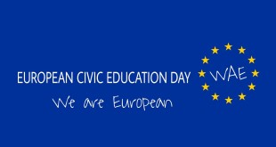 "European Civic Education Day: ""We are European"""
