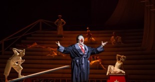 """""""Pagliacci"""" torna in scena al Teatro Massimo, dal 15 al 23 giugno."""