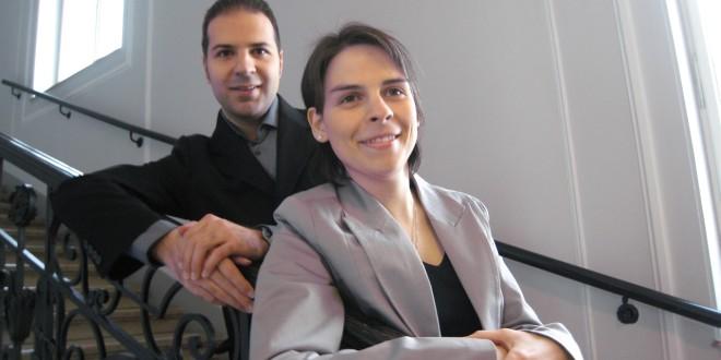 In foto il duo Variando. Immagine tratta dal sito: http://www.stockerau.at/Duo_Variando