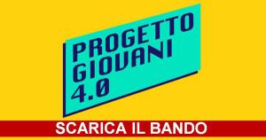 progetto giovani 4.0 bando