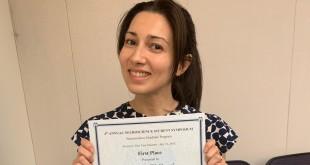 Dottoranda palermitana in Neuroscienze premiata in Texas