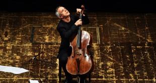 Sollima e il suo Barock cello al Parco Lilibeo di Marsala per Amici della Musica