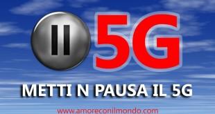 """""""Metti in pausa il 5G"""": una campagna contro lo stress da eccesso di informazioni"""