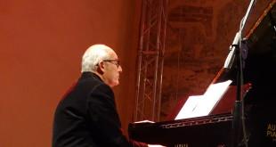 """Diego Spitaleri in concerto per presentare l'evento """"Le Mani nel Jazz"""""""