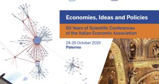UNIPA ospita la Riunione Scientifica Annuale della Società Italiana degli Economisti