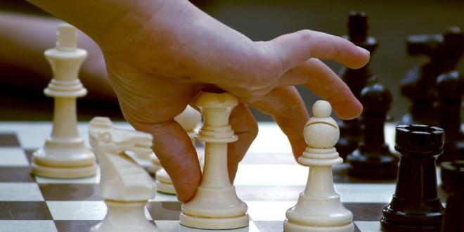 Il mondo a scacchi
