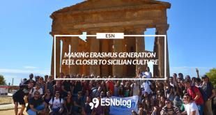 ESN Palermo sezione del mese di ESN International, la Sicilia nel mondo