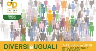 Settimana Nazionale della Dislessia dal 7 al 13 ottobre 2019