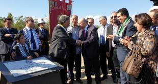 A Palermo un lungomare intitolato al premio Nobel per la pace Yasser Arafat
