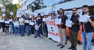 VERTICE IN ASSESSORATO DOPO LA PROTESTA DEGLI STUDENTI UNIVERSITARI