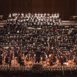 Cori di voci bianche e Massimo Kids Orchestra a Capodanno©Franco Lannino IMG_4114