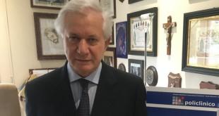 Gaspare Gulotta, direttore del Dipartimento di Chirurgia del Policlinico universitario di Palermo