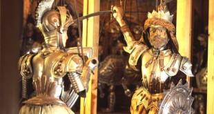 Andiamo a visitare il Museo internazionale delle marionette Antonio Pasqualino