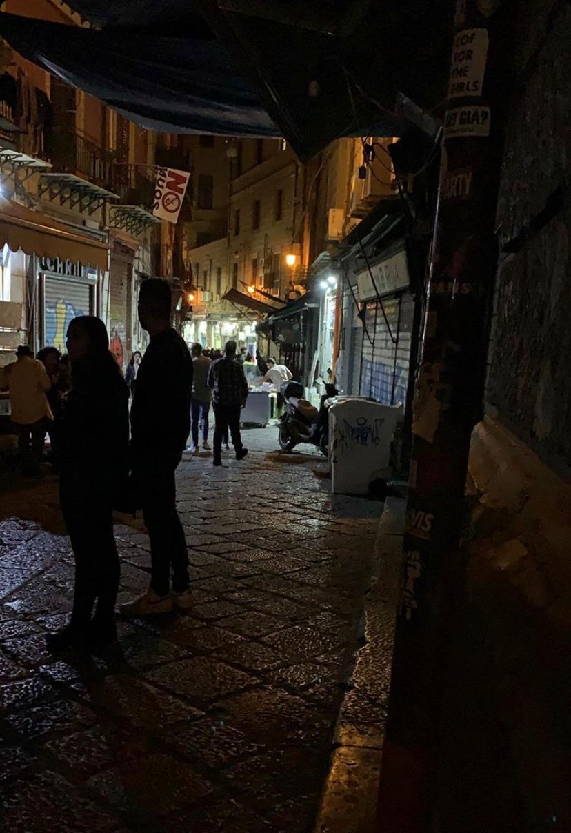 Un mercoledì di terrore in Vucciria