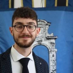 Giorgio Gennusa rappresentante degli studenti universitari e dell'alta formazione artistica e musicale della Sicilia occidentale.