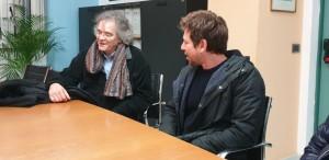 da sinistra Pippo Gigliorosso e Claudio Gioè