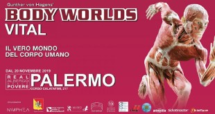 Body Worlds Vital, a Palermo fino al 29 marzo 2020