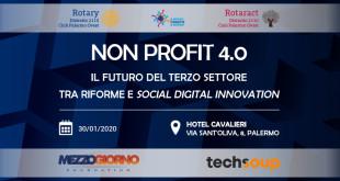 A Palermo un workshop sul futuro del Terzo Settore tra riforme e Social Digital Innovation