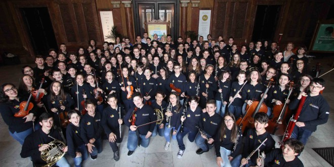 Massimo Kids Orchestra ©Franco Lannino IMG_6222