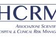 Una borsa di studio, a totale copertura della quota di iscrizione del valore di 5.000 euro, sarà  erogata dall'Associazione Scientifica Hospital & Clinical Risk Managers (HCRM)