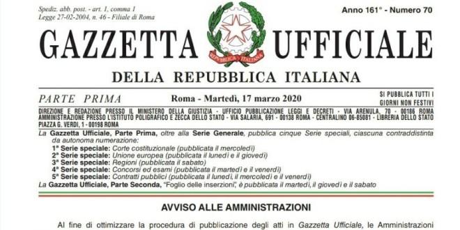 GURI-DECRETO-LEGGE-CURA-ITALIA-e1584531292508