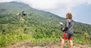 I droni e i nuovi studi delle eruzioni vulcaniche. Nel team internazionale anche ricercatori UniPa