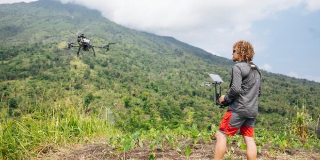 [UNIPA] I droni aprono nuove frontiere per lo studio e la previsione delle eruzioni vulcaniche_Photo credits Matthew Wordell_2