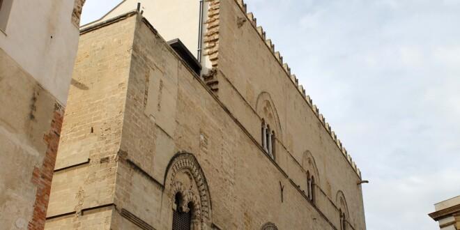 Lo Steri, sede del rettorato dell'Università degli Studi di Palermo