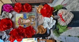 """Decoro urbano: """"brevettata"""" a Palermo la cappella votiva mobile antidegrado e anti abbandono spazzatura"""