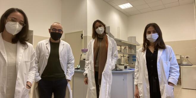 (nella foto Unipa: Team di ricerca del progetto DIETAMI)