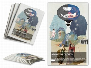 Above the clouds, libretto e copertina © LabCity Architecture, 2021