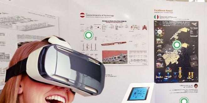 (nella foto: esposizione virtuale del Workshop 2020)
